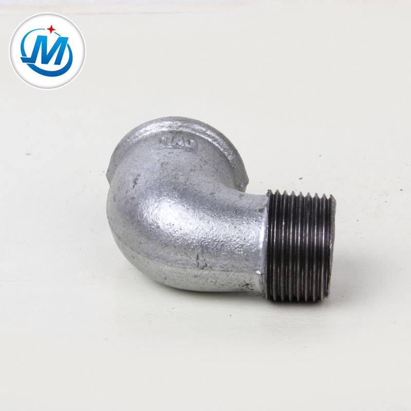 Reliable Supplier Hot Dipped Galvanized Elbow Fitting -