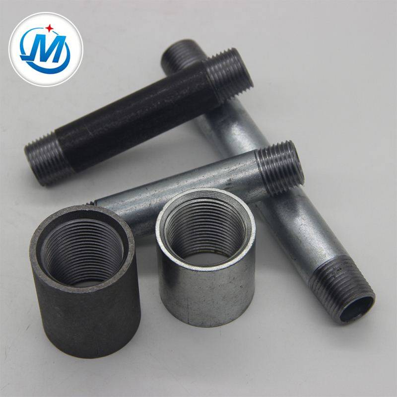Buy Direct From China Factory Sch40 Welded Steel Pipe Nipple