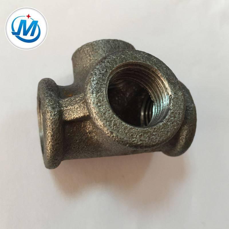 Factory directly supply Brass Thread Tee Pipe -