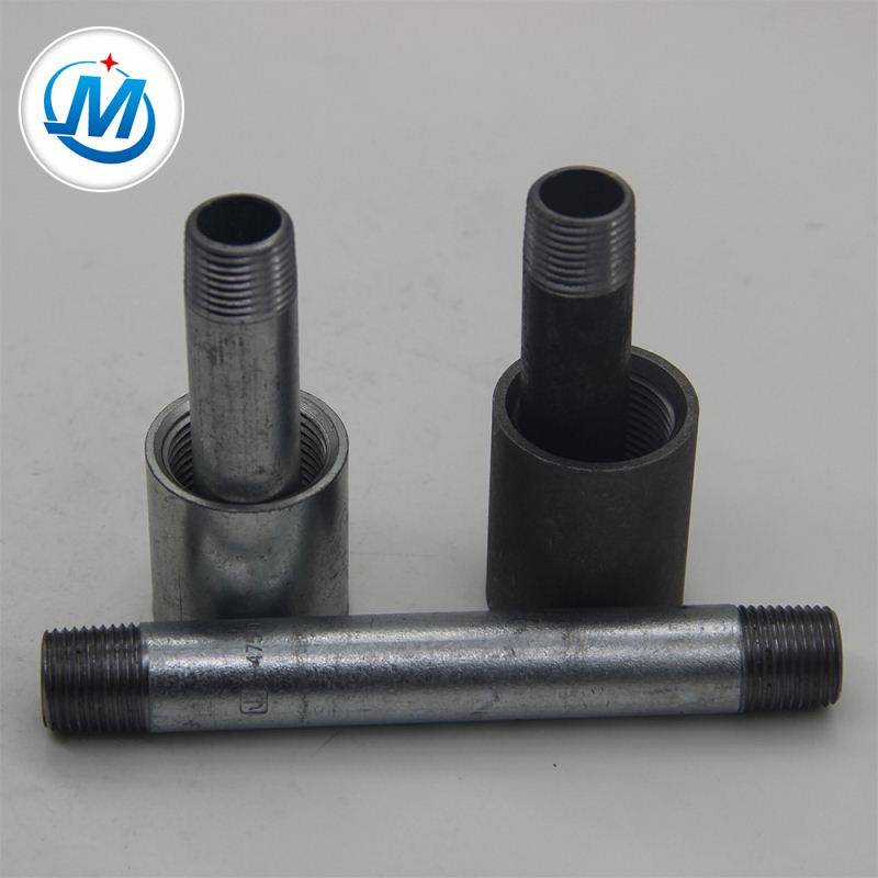 China Products Steel Pipe Nipples 3 4 Npt