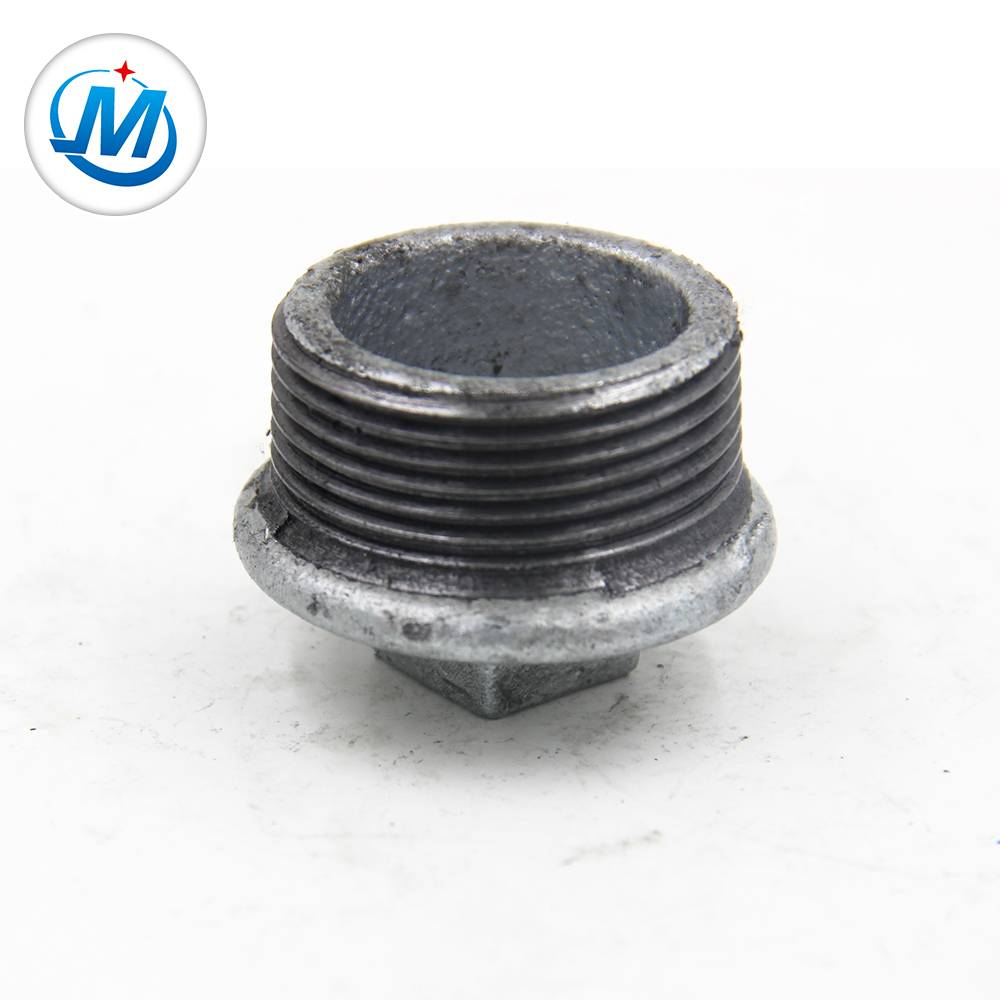 galvanized water test cast iron pipe fittings