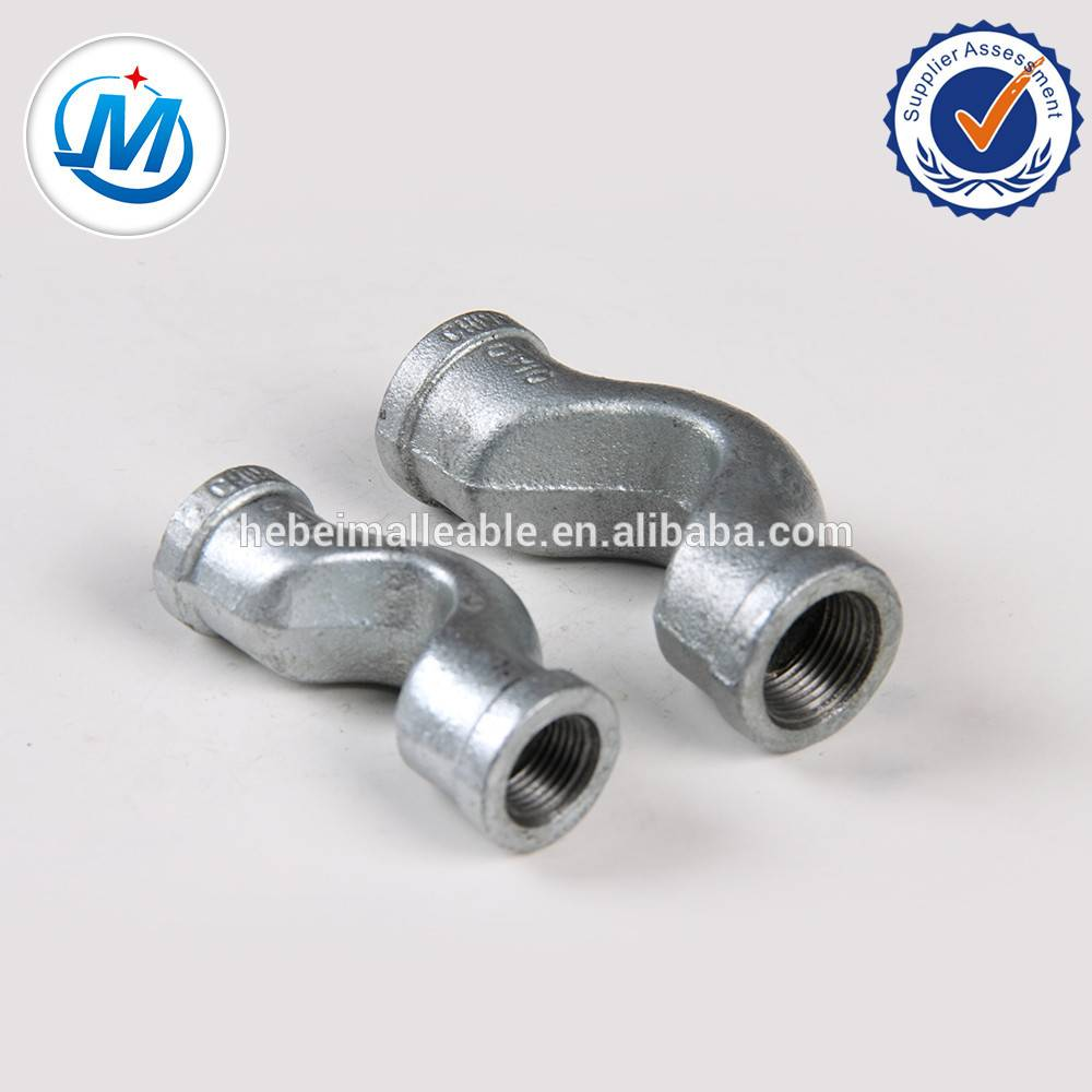 Professional Design Female Hydraulic Pipe Fittings -