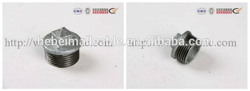 OEM/ODM Supplier Malleable Cast Iron Pipe Fitting Cross -