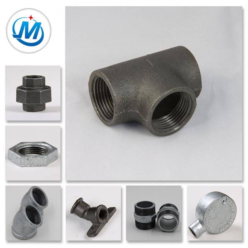 China Gold Supplier for Galvanized Fitting -