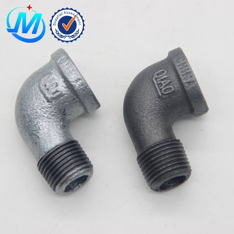 Popular Design for Gas Pipe Compression Fitting -