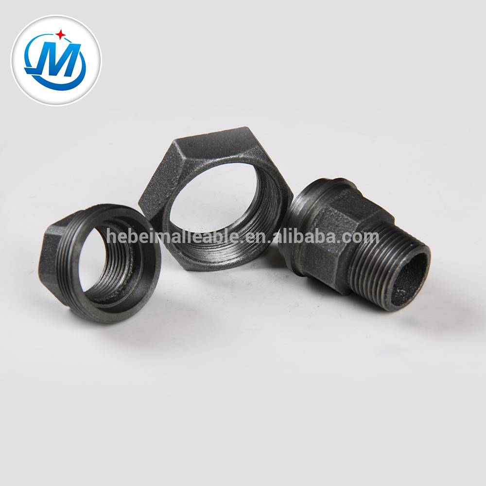China Supplier Npt Threaded Galvanized Pipe Fittings -