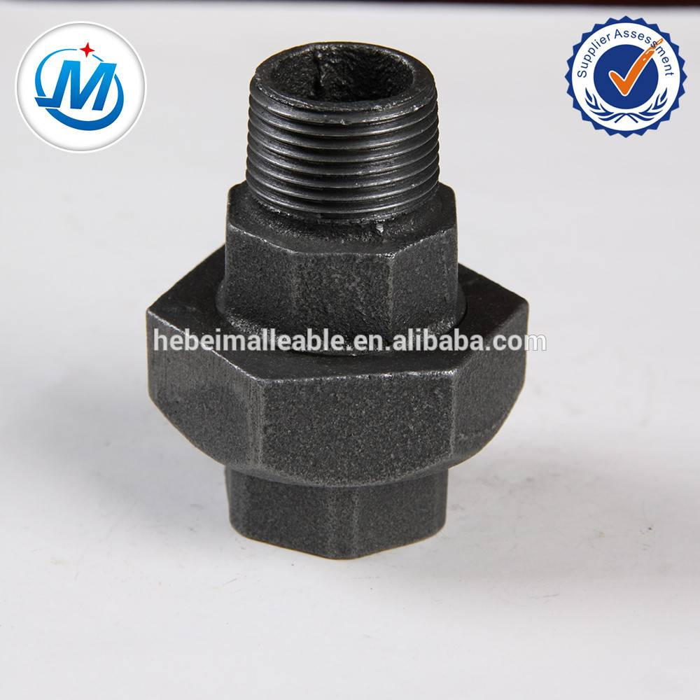 New Fashion Design for Threaded Aluminum Pipe Fittings -