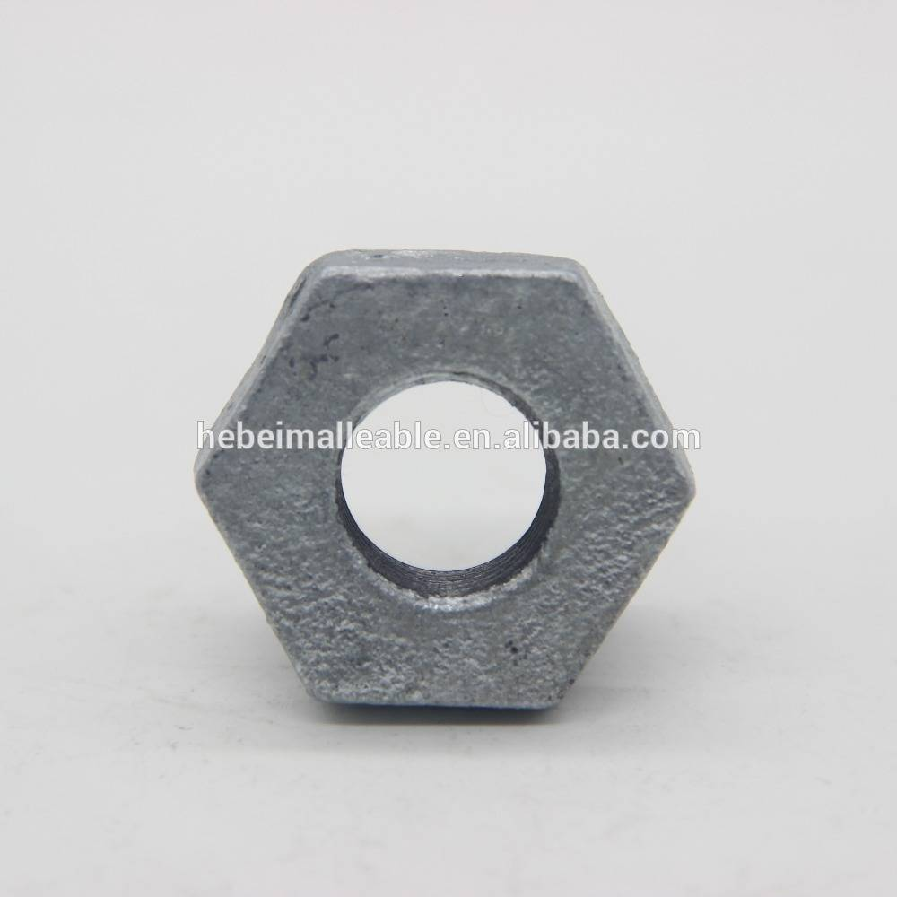 Reliable Supplier Galvanized Steel Fitting -