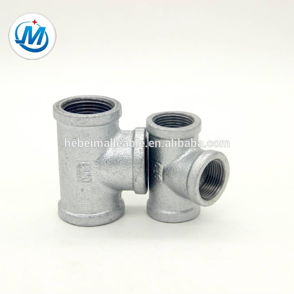 plumbing fittings names picture cast iron tee