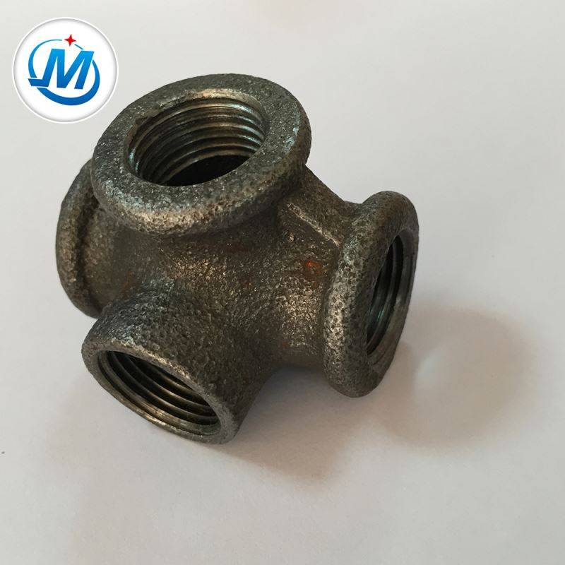 Factory wholesale Malleable Iron Galvanized Pipe Fittings -