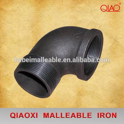 factory price carbon steel pipe fittings Street Elbow
