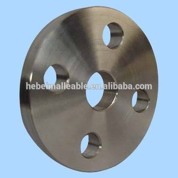 custom made stainless steel flange