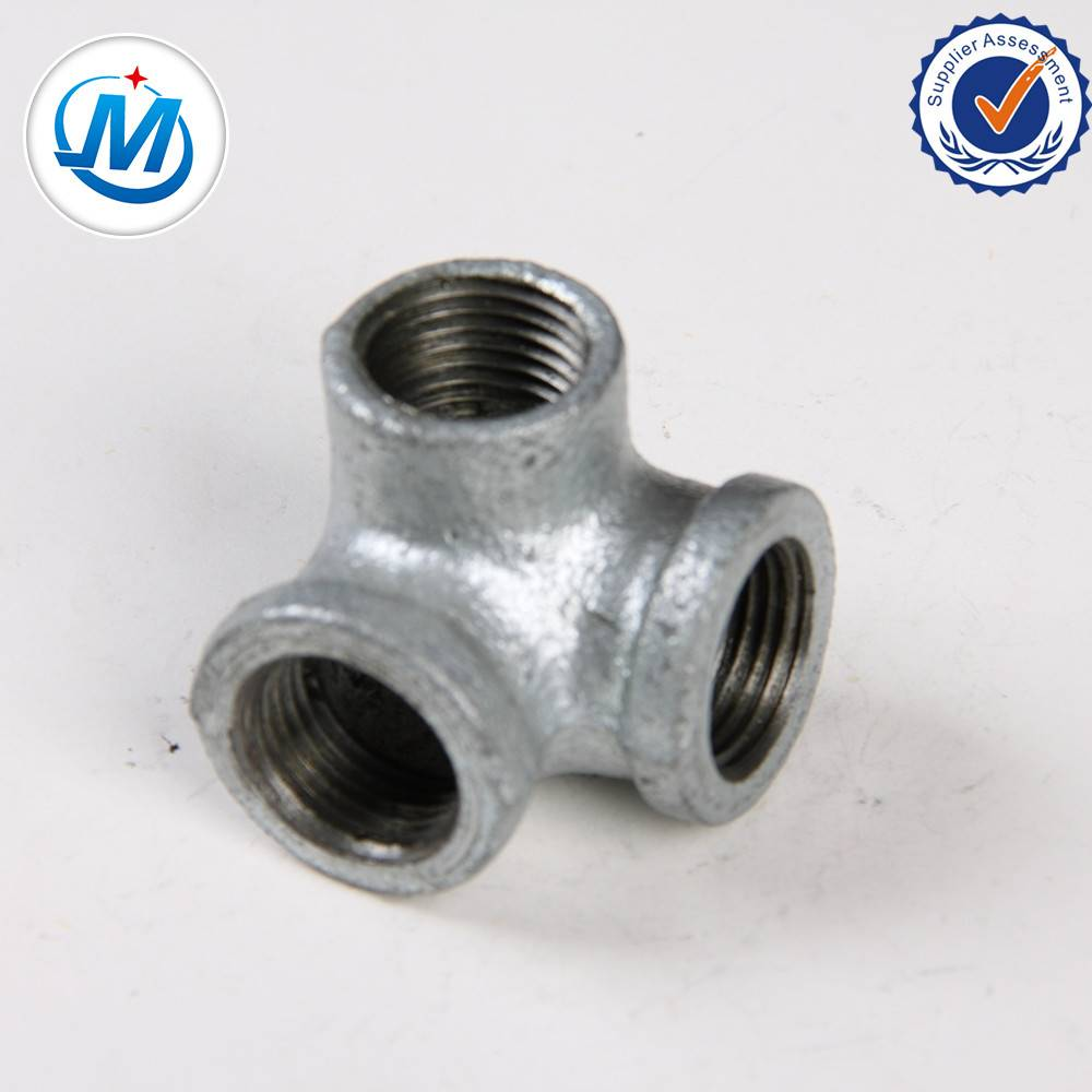 "1/4"" Size Malleable Iron Pipe Fittings Side Outlet Elbow"