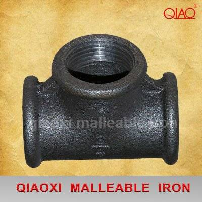 building material plumbing hot dipped gi malleable iron pipe fittings