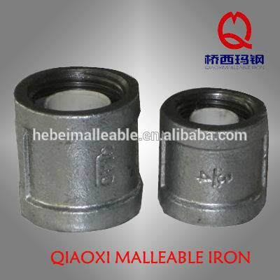 "1/2"" electrical galvanized malleable iron plumbing pipe fitting socket 270"