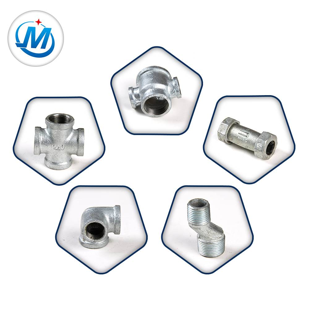 ISO 9001 BV TUV Certificate Pipe Fitting Plumbing Fitting