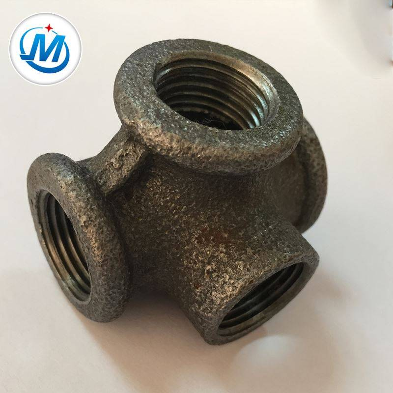 Sell All Over the World Female Connection Pipe Water Fitting Side Outlet Tees