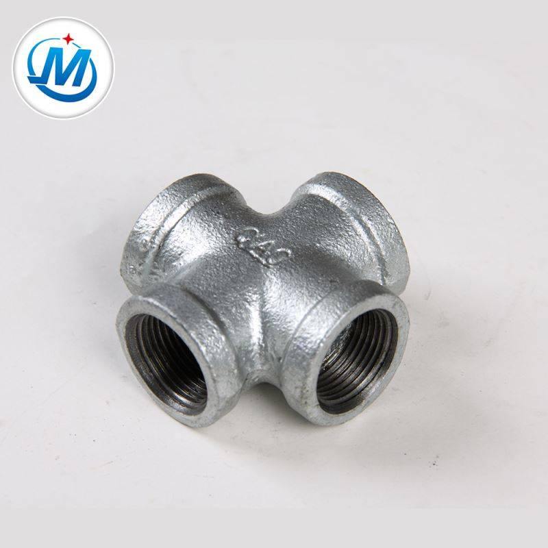 Proda Američki Za Oil Connect Kao Media Temper Iron Pipe Fittings Cross