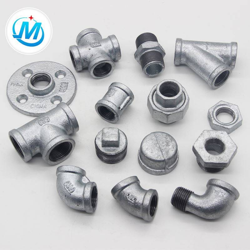 china supplier environmental malleable iron pipe fittings