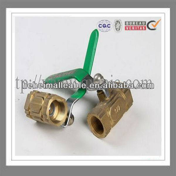 brass valve ball valve pipe fitting