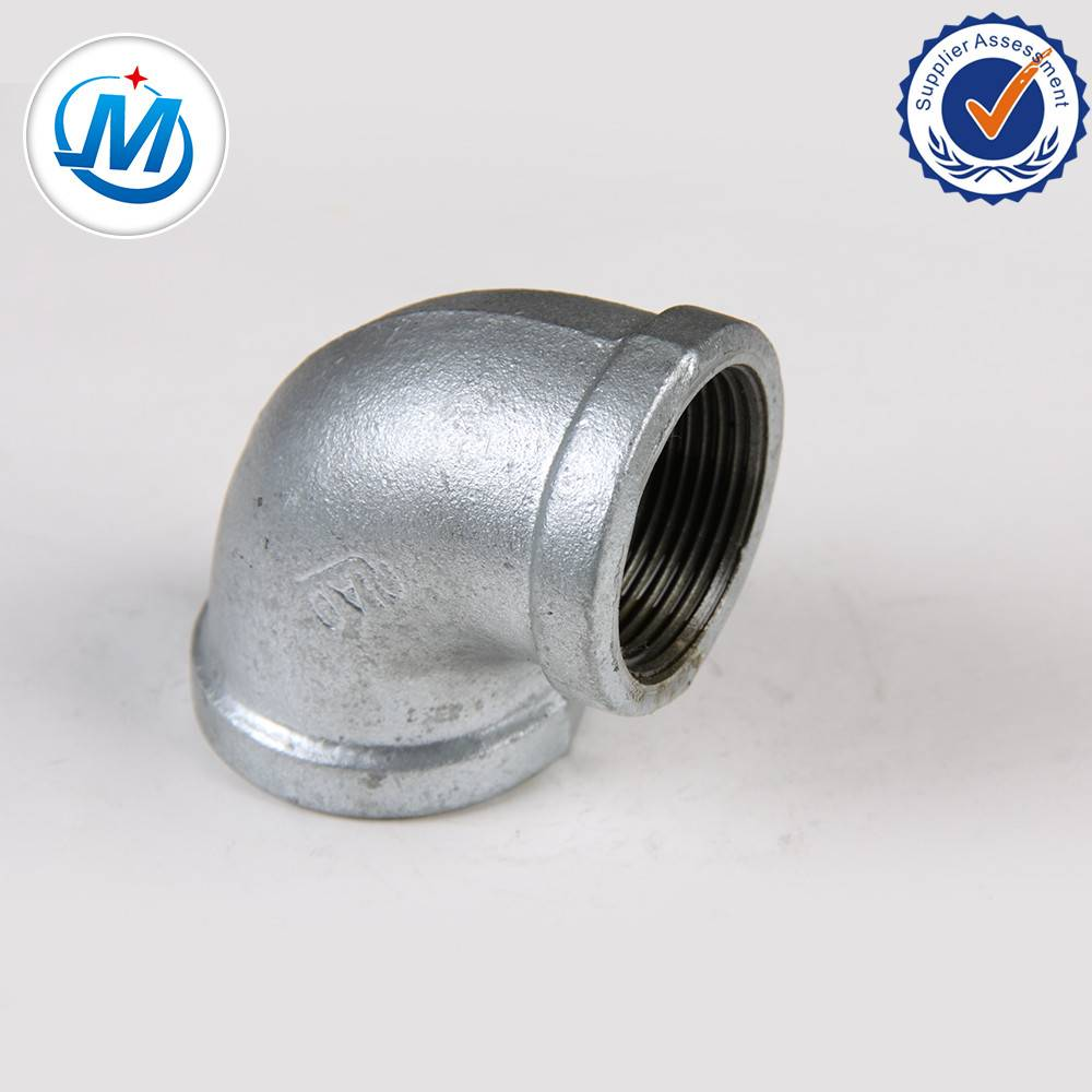 Factory wholesale Electrical Conduit Fittings Zinc Coupling -