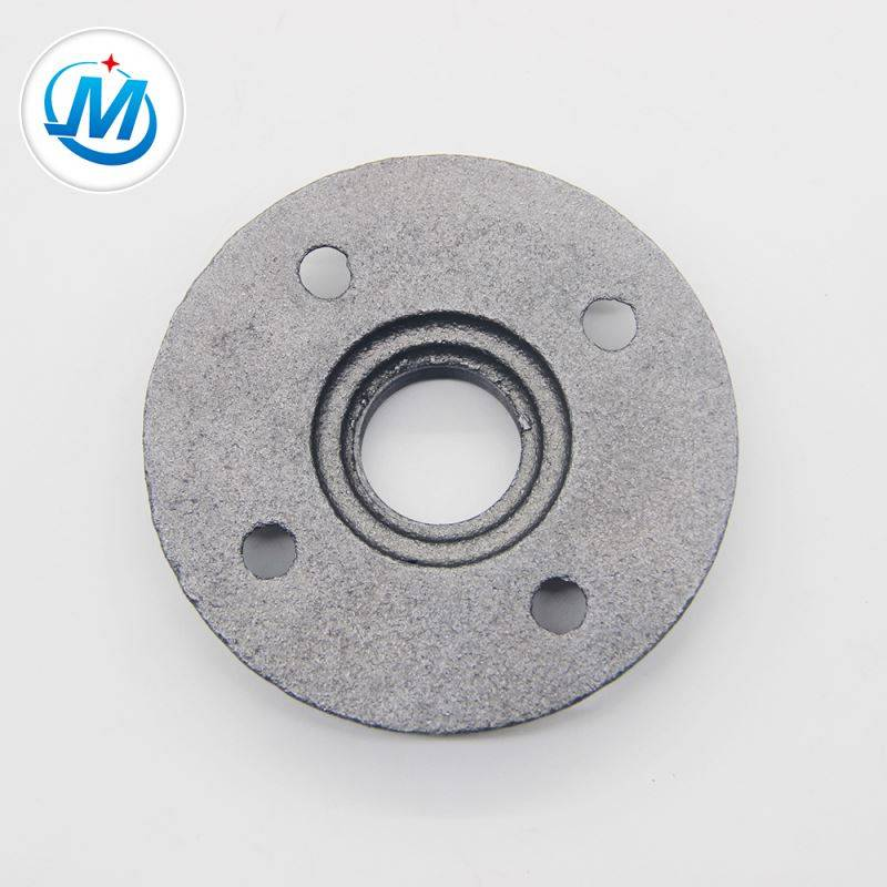 China Supplier 3/4 Inch Threaded Malleable Flange