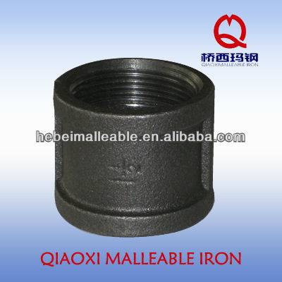 malleable iron pipe fitting socket