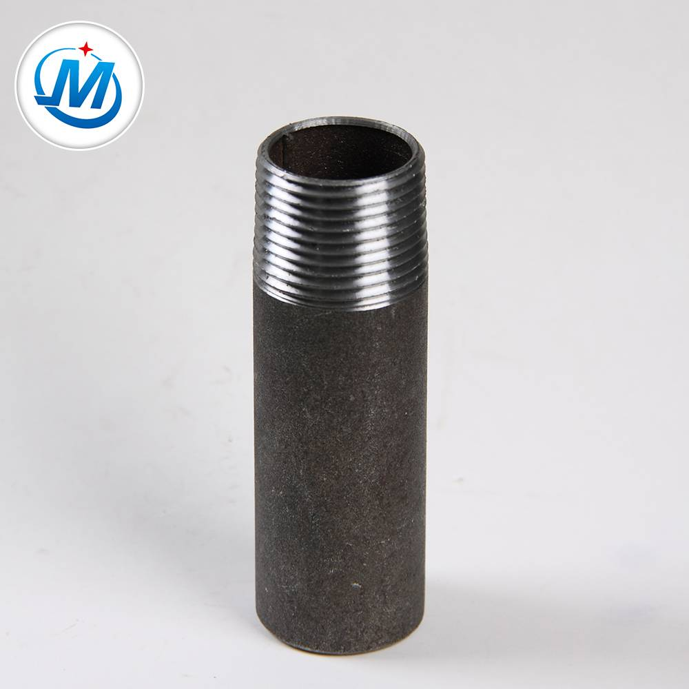 NPT Stainless Steel Pipe Ftting Full Male Connection Pipe Nipple Featured Image