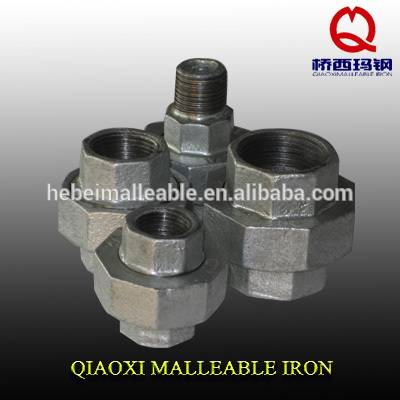 factory price NPT standard fittings conical female union