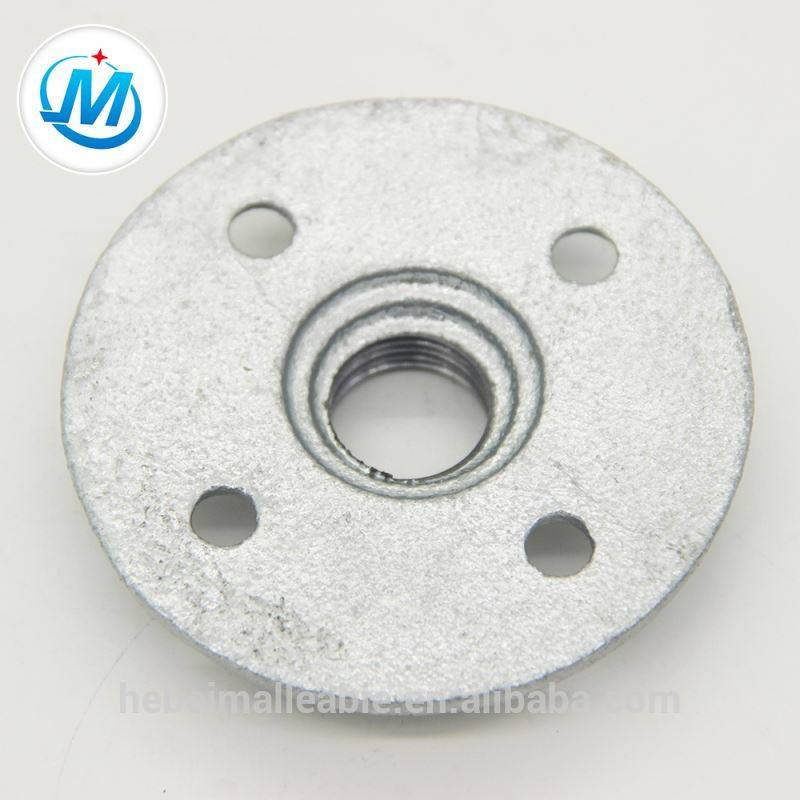 supplier malleable iron flange manufacturer