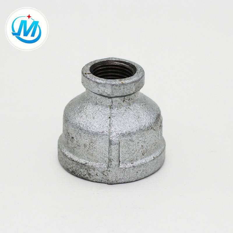 Hot Selling for Galvanized Pipe Connectors - Building Hardware Reducing Socket Pipe Fittings – Jinmai Casting