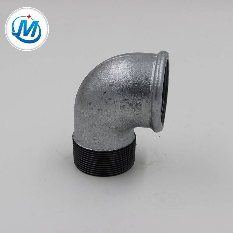 China Manufacturer Galvanized Street Elbows Manufacturer