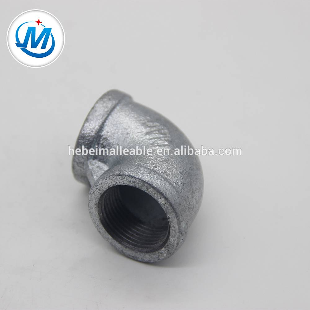 100% Original Elbow Bend Pipe Fittings -