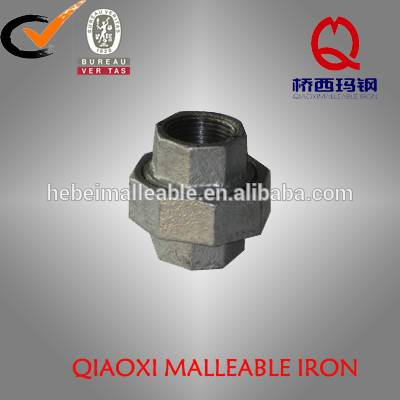 galvanized BS standard Good quality conical female union