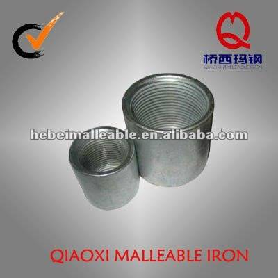 hot dipped galvanized thread steel pipe fitting merchant coupling Featured Image