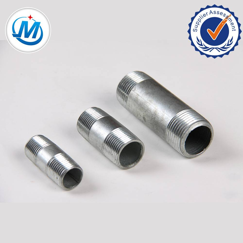 ANSI /DIN 2950 test pipe fitting galvanized malleable iron pipe