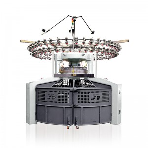 SINGLE /DOUBLE JERSEY OPEN WIDTH CIRCULAR KNITTING MACHINE