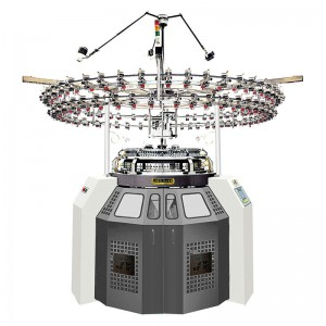 FLEECE CIRGULAR KNITTING MACHINE