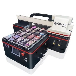 RB-4060 Plus A2 UV Flatbed Machine Printer