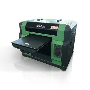 RB-3358 A3 UV Flatbed Printer Machine