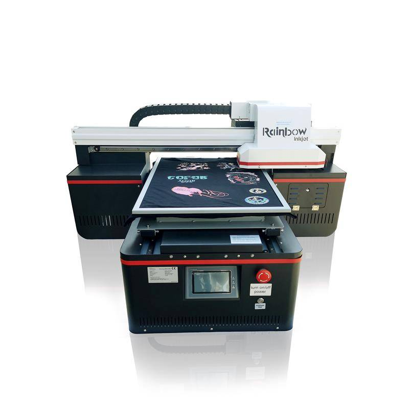 RB-4060T A2 Digital T-shirt Printer Machine Featured Image