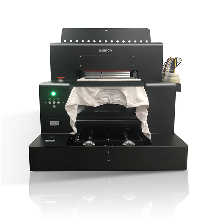 Chinese Professional A3 T-Shirt Printer Machine -