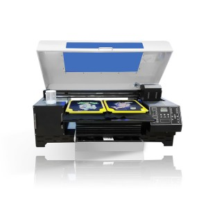 RB-3646T Dual Pallets shati Printer Machine