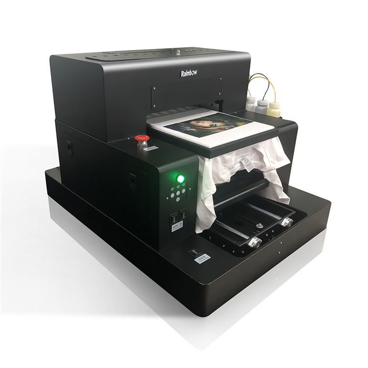 China New Product Uv Bottle Printer -
