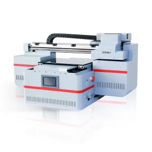 China Cheap price Uv Inkjet Flatbed Printer -