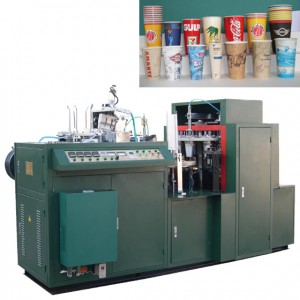OEM/ODM Supplier Waste Paper To Pulp - LBZ-LT Special Paper Cup Machine(High cup making machine) – Luzhou