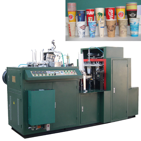 Lowest Price for Machine Make Cup Paper - LBZ-LT Special Paper Cup Machine(High cup making machine) – Luzhou