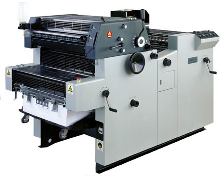 Offset printer (Flexo printer)