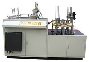LBZ-LH Automatic Direct Kertas Sleeve Membentuk & Wrapping Machine