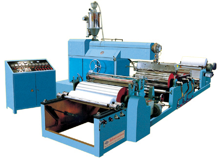 Factory Cheap Hot Roll Paper Cutting Machine - PE Coating Machine – Luzhou